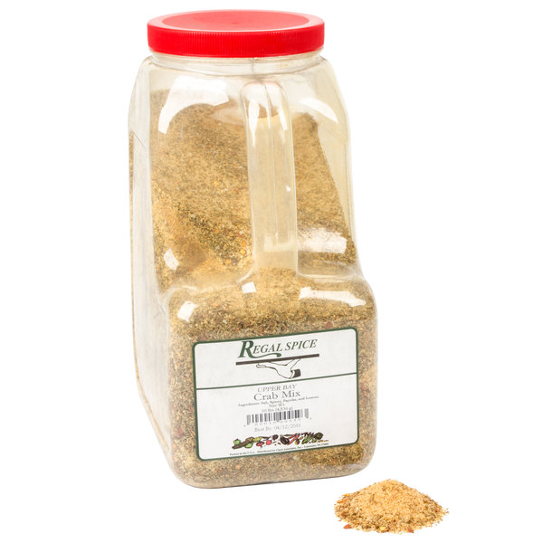 Regal Upper Bay Crab Mix - 10 lb.