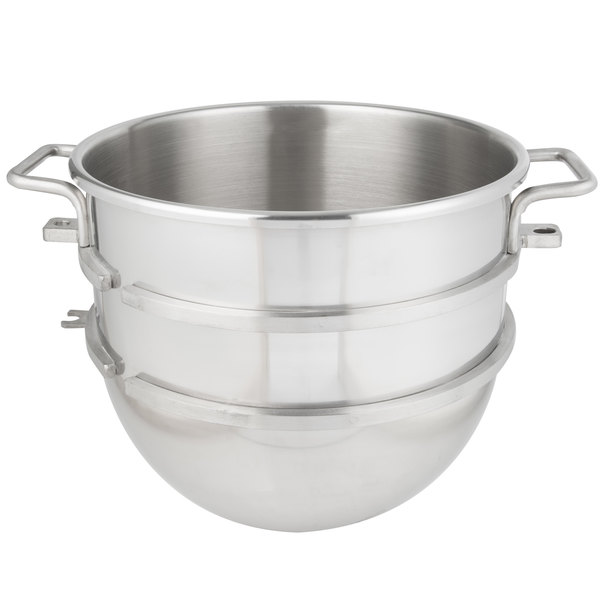 Hobart BOWL-HL60 Legacy 60 Qt. Stainless Steel Mixing Bowl Main Image 1