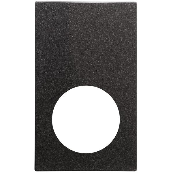 Vollrath 8240610 Miramar Resin Adapter Plate for Medium Round Pan - Night Sky