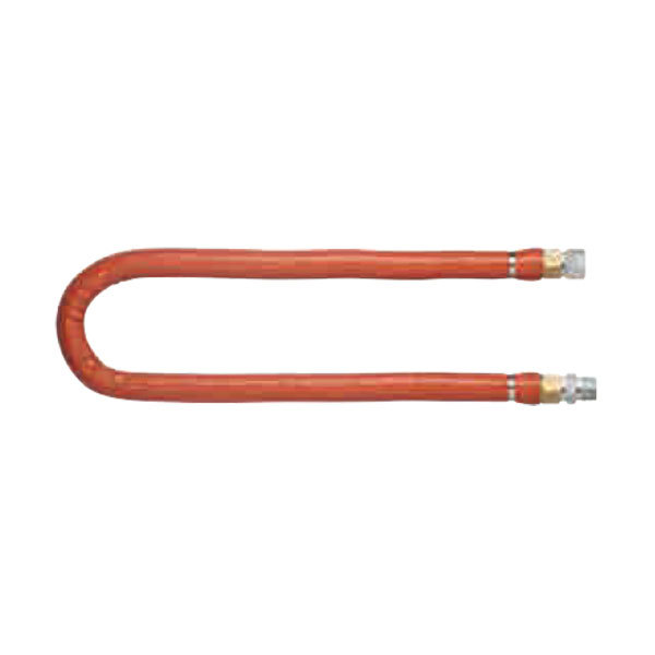 "Dormont H100BIP24 24"" Steam Connector Hose - 1"" Diameter Main Image 1"