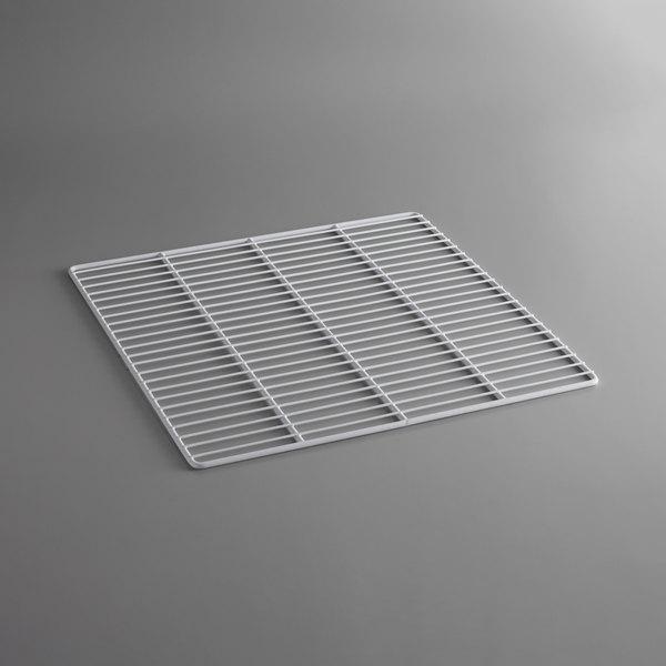 "Avantco 178SHELFPIC2 Coated Wire Shelf - 23 5/8"" x 24 7/16"" Main Image 1"