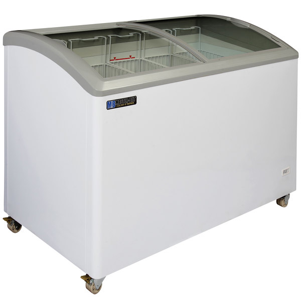 Master-Bilt MSC-49AN 49 inch Curved Top Display Freezer
