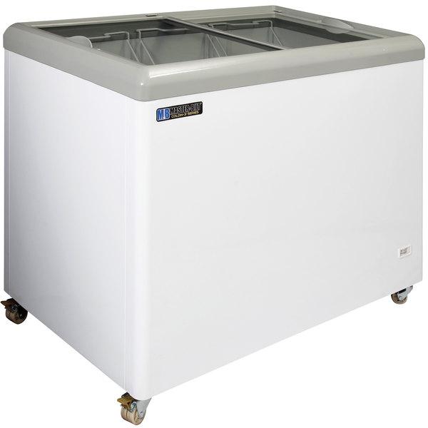 Master-Bilt MSF-43AN 43 inch Flat Top Display Freezer