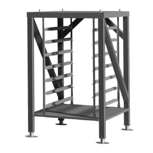 """Alto-Shaam 5024348 36"""" High Vector Oven Stand Main Image 1"""