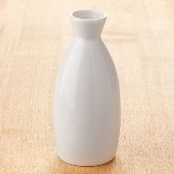 Town 51400 4.5 oz. Ceramic Sake Bottle - 12/Pack