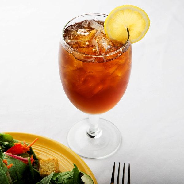 Libbey 8439 Citation 16 oz. Iced Tea Glass - 12/Case Main Image 6
