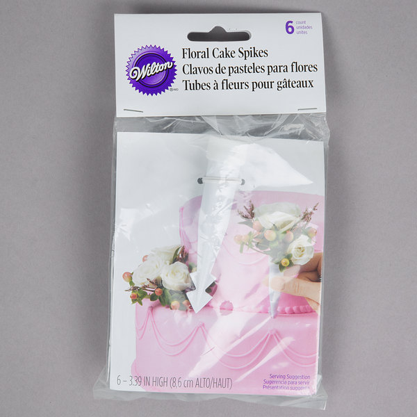 Wilton 205-8501 Floral Cake Spike