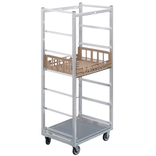 of produce kitchen wire rack set black w img storage wheels bin stackable rolling pantry metal organizer mygift
