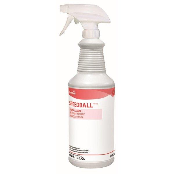 Diversey 5891800 Original Speedball 32 oz. Power Cleaner - 12/Case