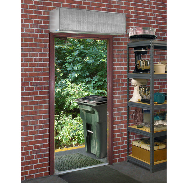 """Curtron E-IBD-42-1 Flying Insect Control Back Door Air Curtain Insect Door 42"""" - 120V"""