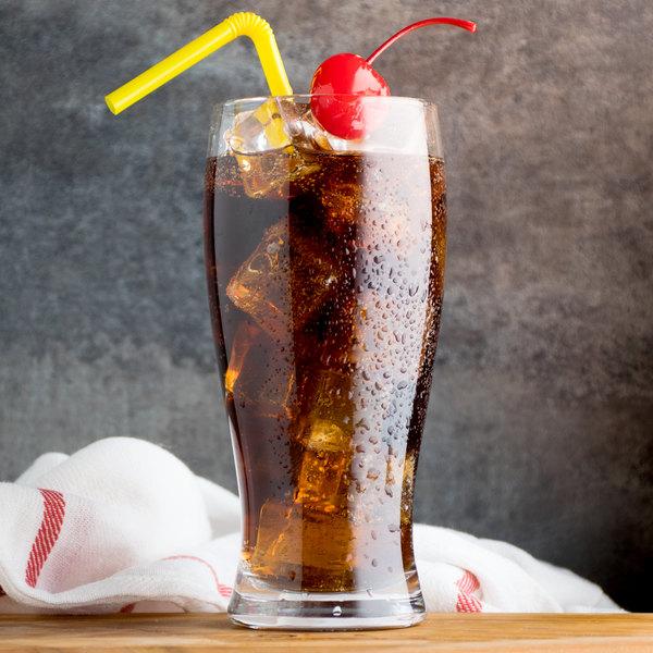 Narvon 5 Gallon Bag in Box Cherry Cola Beverage / Soda Syrup