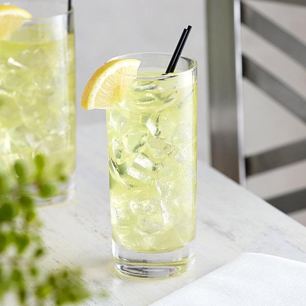Narvon 5 Gallon Bag in Box Lemon Sour Beverage Syrup Main Image 4