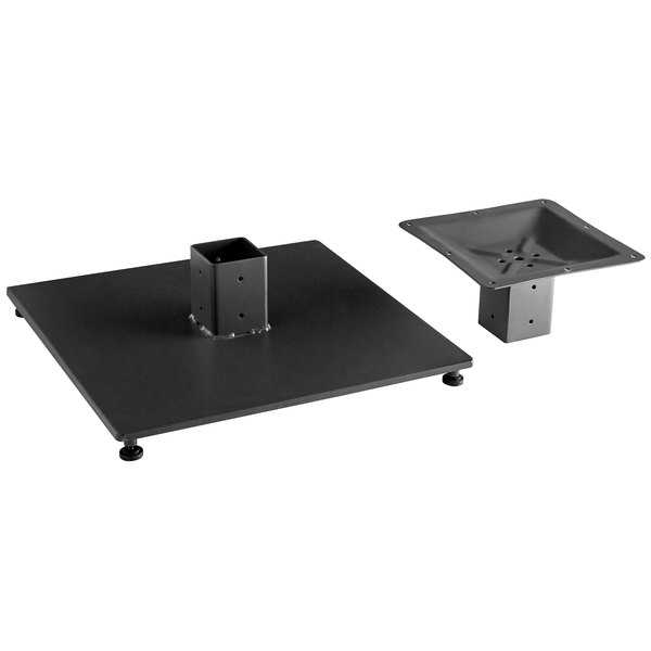 TABLE BASE SPIDER & PLATE