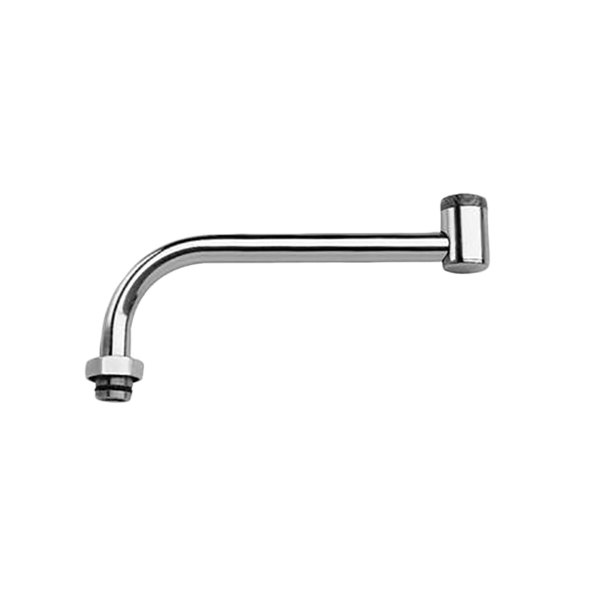 """Fisher 55050 12"""" Stainless Steel Double-Jointed Spout Main Image 1"""