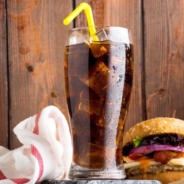 Narvon 5 Gallon Bag in Box Diet Cola Beverage / Soda Syrup Main Image 4