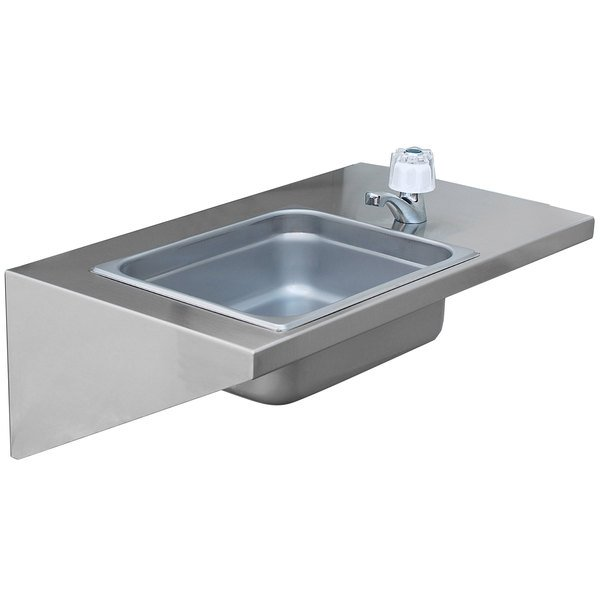Crown Verity ZCV-RHS Removable Hand Sink Main Image 1