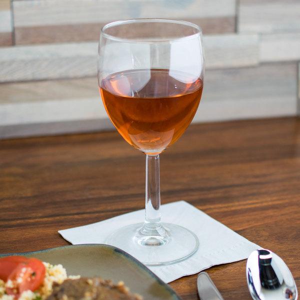 Arcoroc 06942 Balloon Super Savoie 12 oz. Wine Glass by Arc Cardinal - 24/Case Main Image 7
