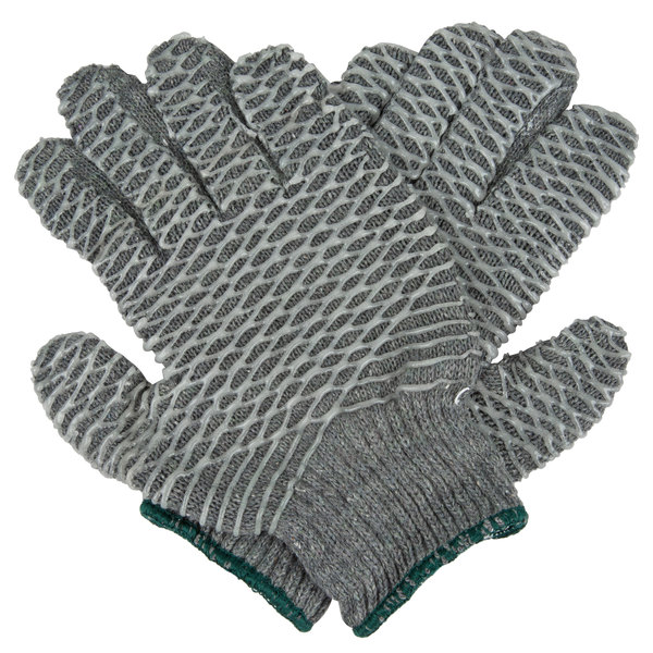 12 Pairs of CRISS CROSS Warehouse Multipurpose Grip Gloves