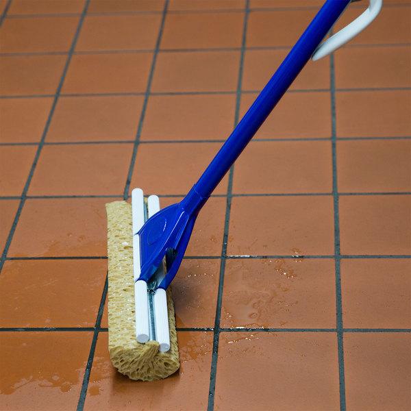 "Continental 6012 12 3/4"" Sponge Mop"