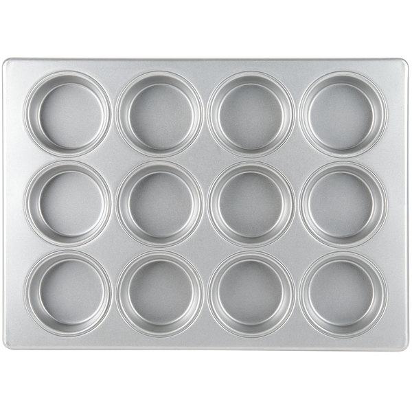 12 Cup Jumbo Muffin Pan 6.2 oz.