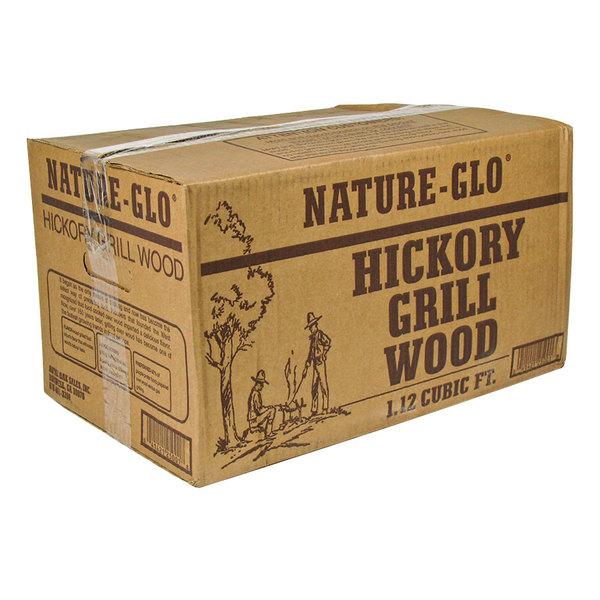 Hickory Wood Logs - 40 5 lb