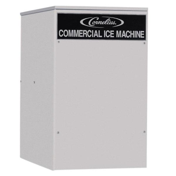 "Cornelius WCF-710W 14 1/2"" Water Cooled Flake Ice Machine - 875 lb."