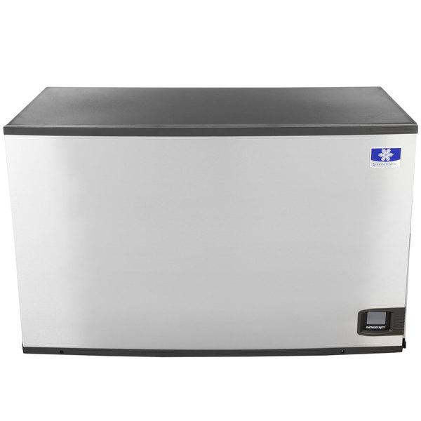 Manitowoc IYT1500W Indigo NXT 48 inch Water Cooled Half Size Cube Ice Machine - 208-230V, 1 Phase, 1725 lb.