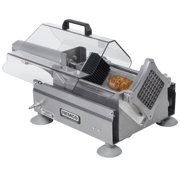 """Nemco 56455-3 Monster Airmatic FryKutter 1/2"""" Air-Powered French Fry Cutter"""