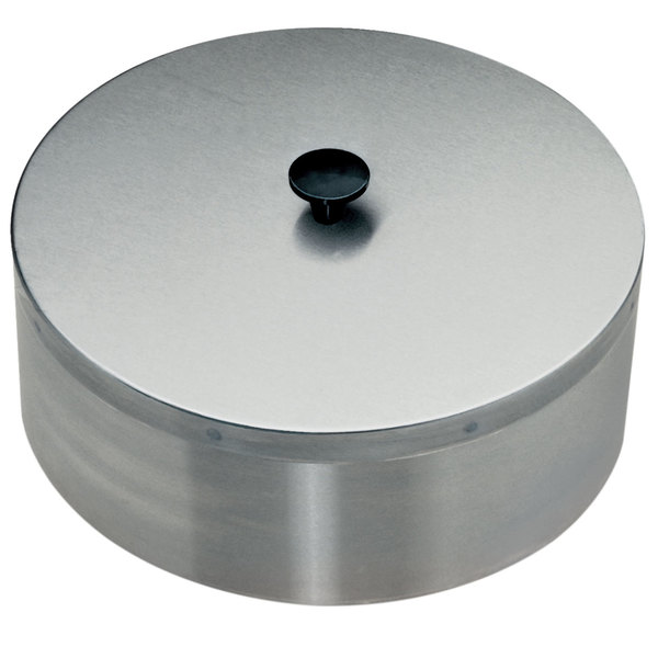 "Lakeside 09537 7 1/4"" Round Dish Dispenser Dome Cover Main Image 1"