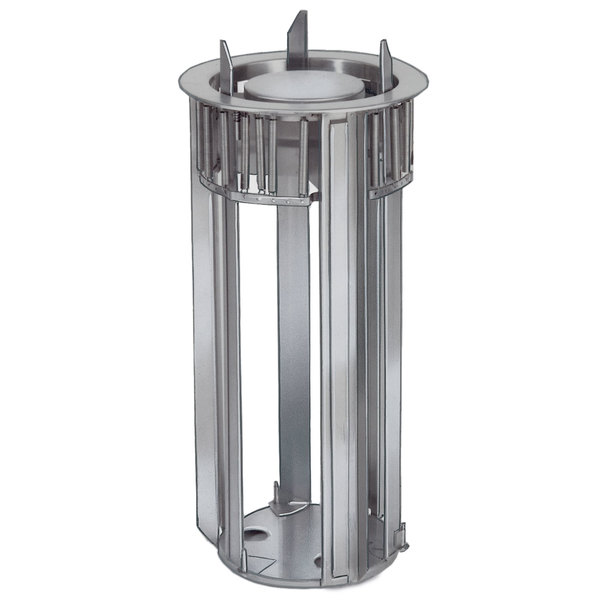 """Lakeside 92225 Unheated Drop In Dish Dispenser for 6 1/2"""" to 9 3/4"""" Dishes Main Image 1"""