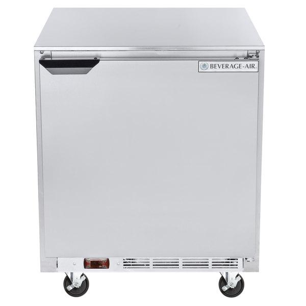 "Beverage-Air UCF27AHC 27"" Undercounter Freezer"