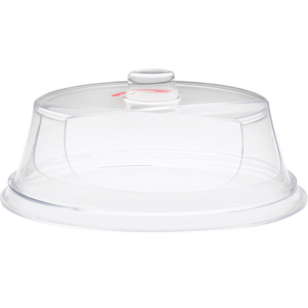 "Cal-Mil 303-15 Turn N Serve Continental 15"" Sample / Pastry Tray Cover"