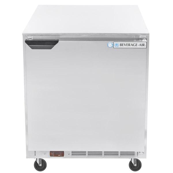 "Beverage-Air UCR27AHC 27"" Undercounter Refrigerator"