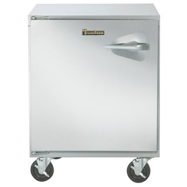 """Traulsen ULT27-L 27"""" Undercounter Freezer with Left Hinged Door Main Image 1"""