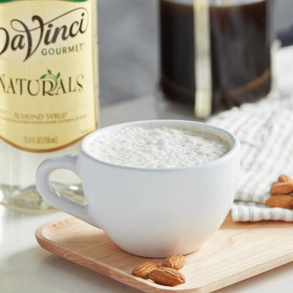 DaVinci Gourmet 750 mL All-Natural Almond Flavoring Syrup Main Image 2