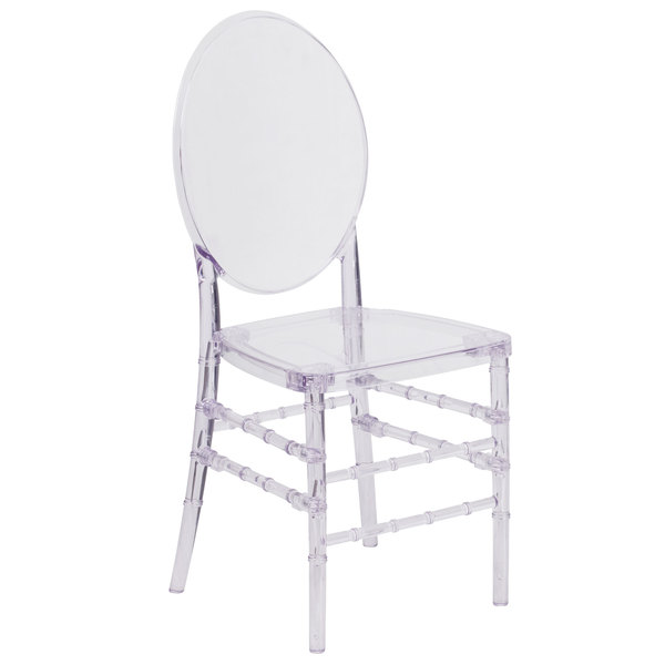 Flash Furniture Y 3 Gg Elegance Chiavari Florence Transparent