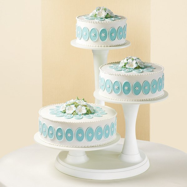 4 tier wedding cake with pillars wilton 307 350 three tier pillar cake display stand 10423