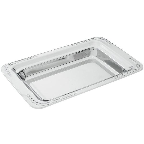 "Vollrath 8231520 Miramar® 3/4 Size Decorative Food Pan - 2"" Deep"