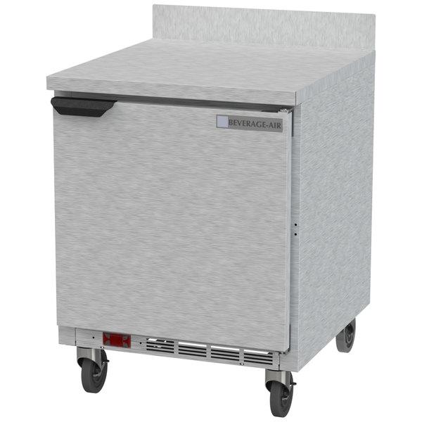 "Beverage-Air WTR27AHC 27"" One Door Worktop Refrigerator"