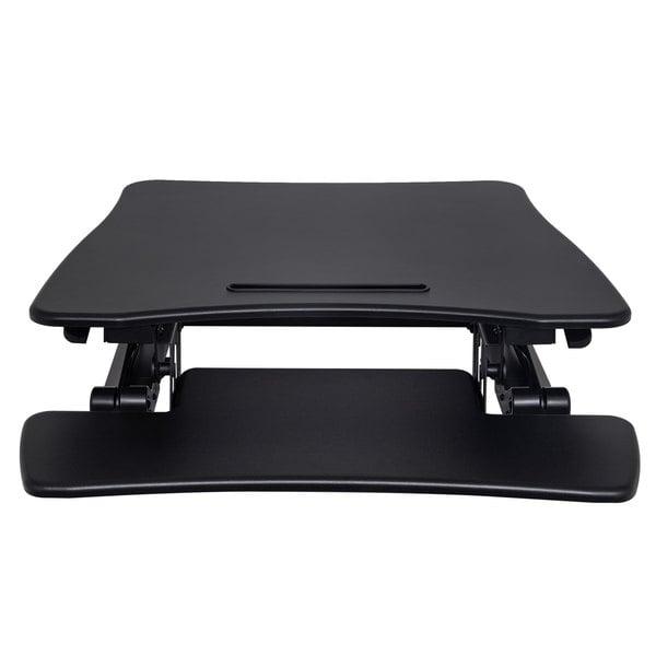 360 Office Furniture WellFit 29 inch x 30 inch Height-Adjustable Standing Desktop Desk