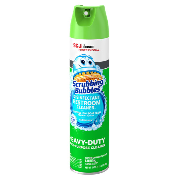 SC Johnson Scrubbing Bubbles® 313358 25 oz. Foaming Disinfectant Bathroom Cleaner Main Image 1