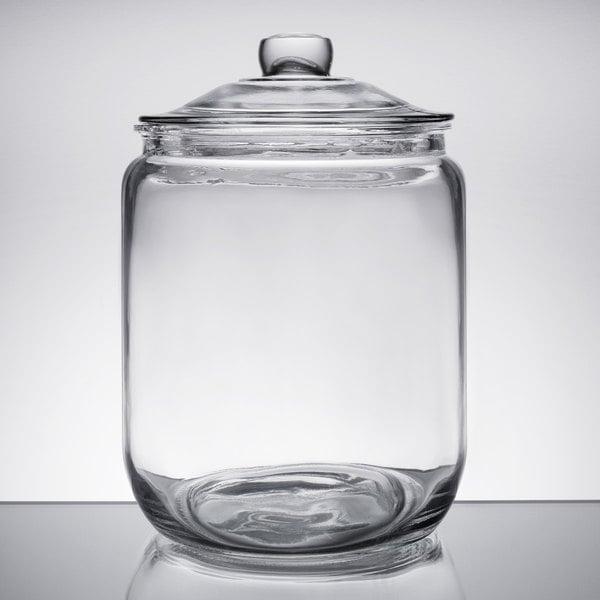 Choice 2 Gallon Gl Jar With Lid