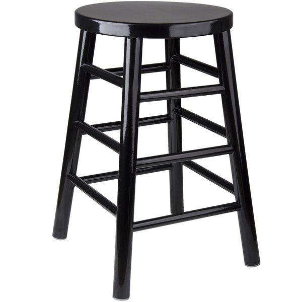 Phenomenal Lancaster Table Seating Spartan Series 24 Black Metal Counter Height Stool Ibusinesslaw Wood Chair Design Ideas Ibusinesslaworg