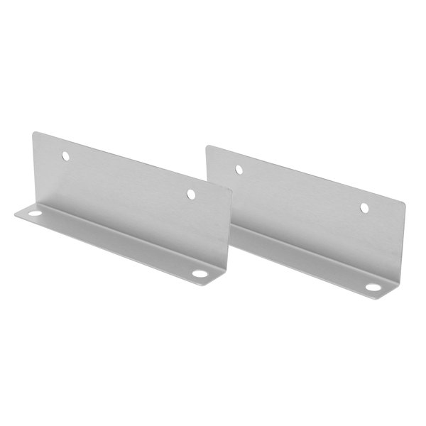 Avantco PBRACKET Strip Warmer Mounting Bracket - 2/Pair Main Image 1