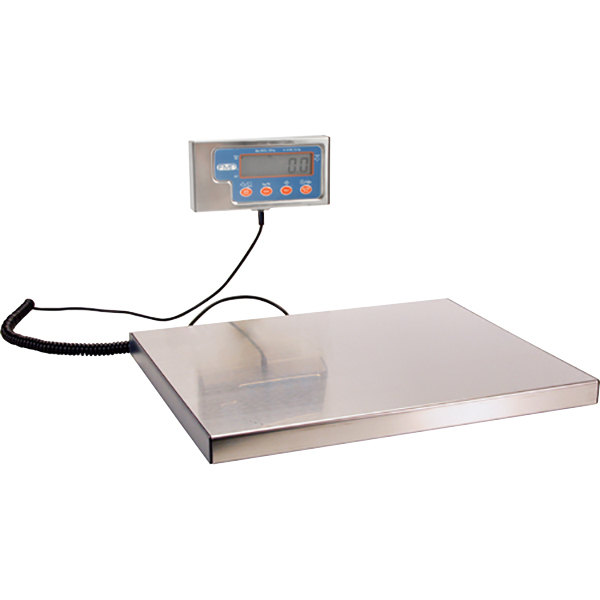 FMP 280-1564 400 lb. Digital Receiving Scale with Remote Display