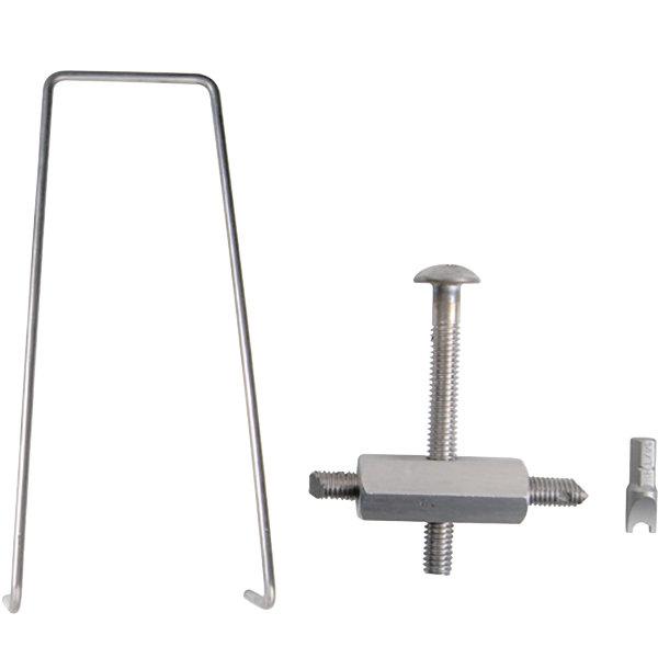 """FMP 102-1177 Lock and Stop 2"""" Floor Drain Lock Main Image 1"""
