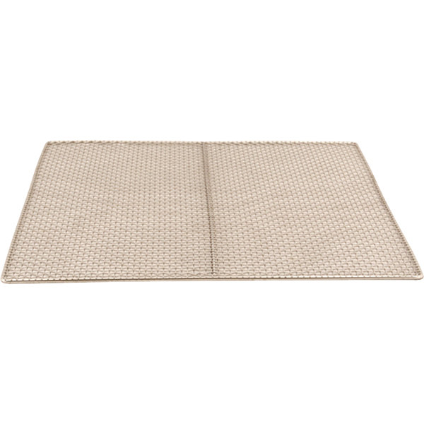 """Southbend 1040701 Equivalent FMP 226-1055 17 1/2"""" x 17 1/2"""" Mesh Basket Support Screen Main Image 1"""
