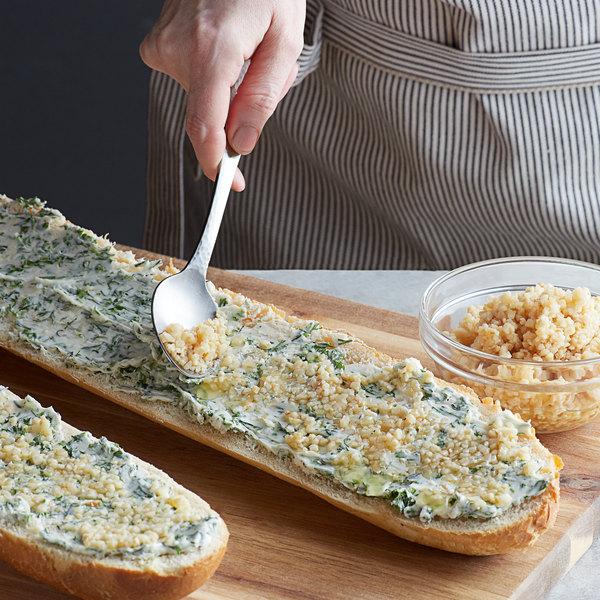 32 oz. Minced Garlic in Oil - 6/Case Main Image 2