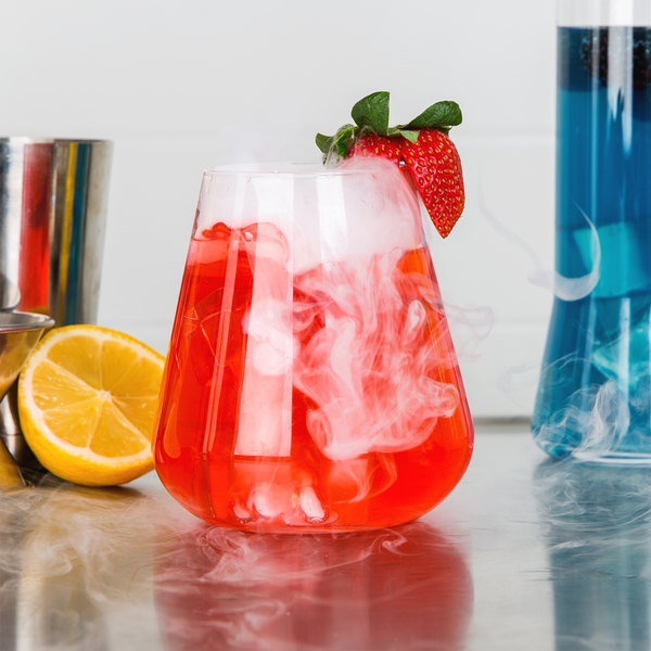 Arcoroc L7849 Fusion 18.25 oz. Stemless Wine Glass by Arc Cardinal - 12/Case