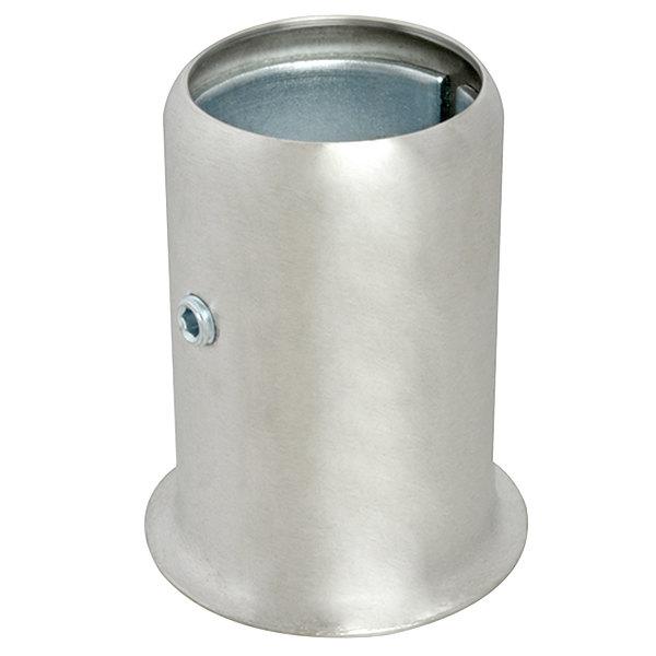 FMP 119-1068 Stainless Steel Weld Mount Leg Socket Main Image 1